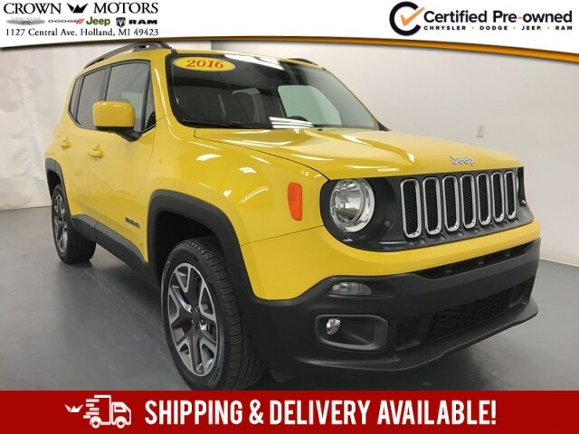 2016 Jeep Renegade Latitude Holland MI