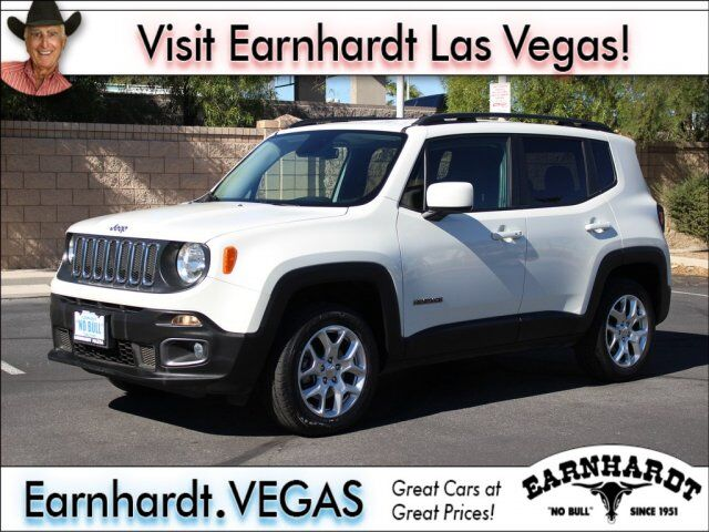 2016 Jeep Renegade Latitude Las Vegas NV