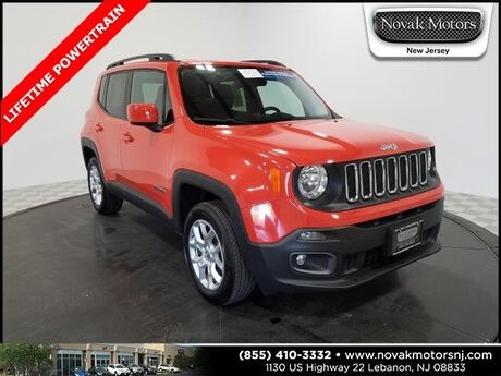 2016 Jeep Renegade Latitude Lebanon NJ
