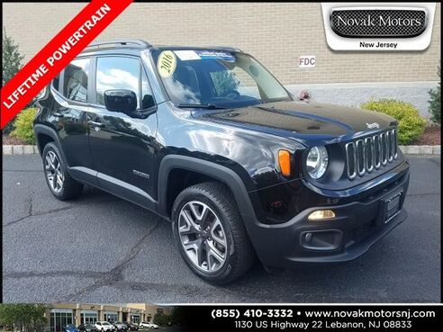 2016_Jeep_Renegade_Latitude_ Lebanon NJ