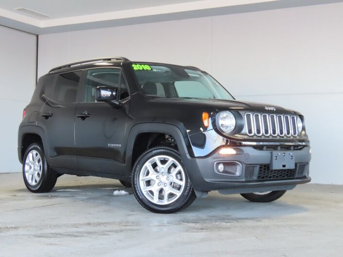 2016 Jeep Renegade Latitude Merriam KS