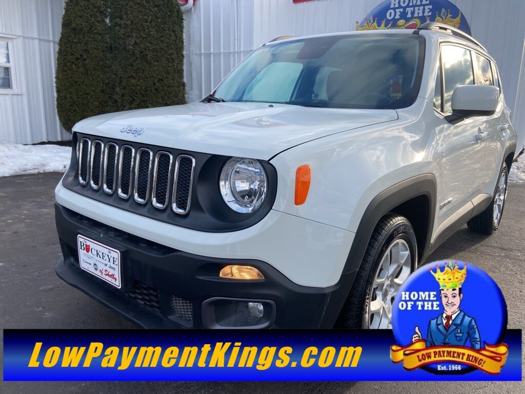 2016 Jeep Renegade Latitude Shelby OH