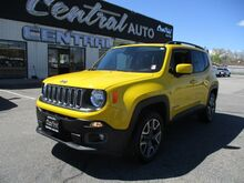 2016_Jeep_Renegade_Latitude_ Murray UT
