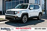 2016 Jeep Renegade Latitude Oklahoma City OK