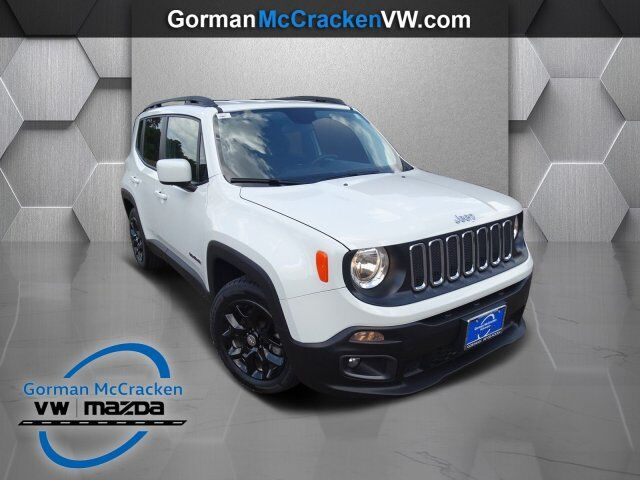 2016 Jeep Renegade Latitude Paris TX