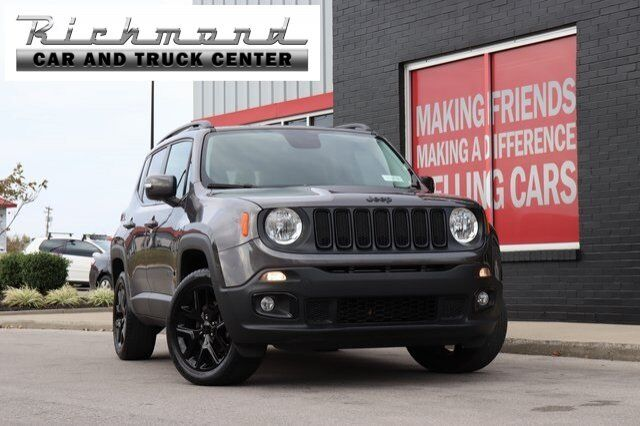 2016 Jeep Renegade Latitude Richmond KY
