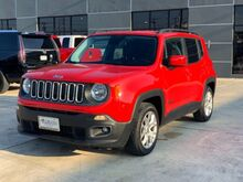 2016_Jeep_Renegade_Latitude_ San Antonio TX
