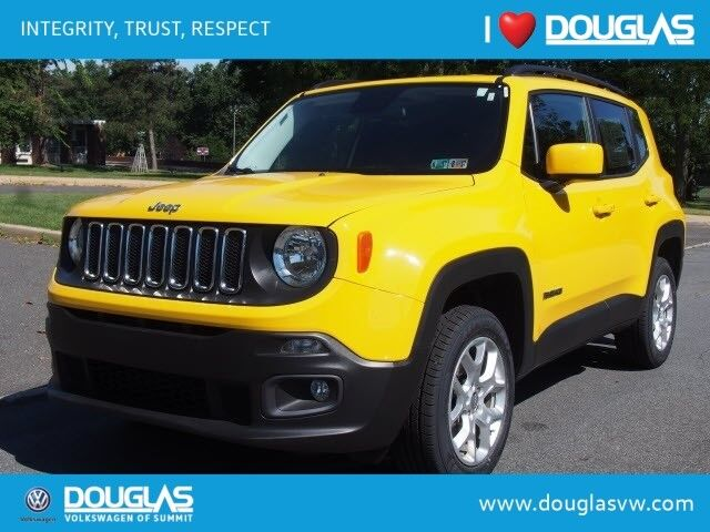 2016 Jeep Renegade Latitude Summit NJ