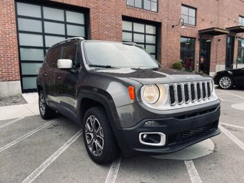Jeep Renegade Limited 4WD 2016