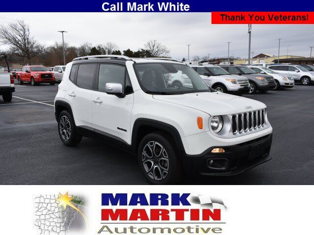 2016 Jeep Renegade Limited Batesville AR