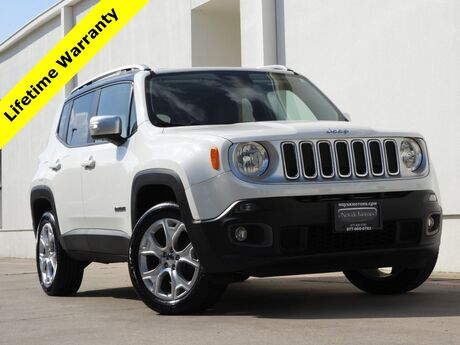 2016 Jeep Renegade Limited Bedford TX