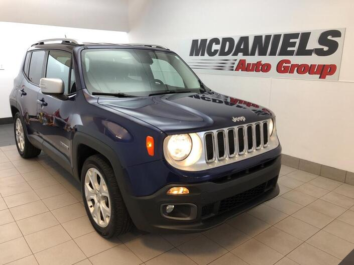 2016 Jeep Renegade Limited Columbia SC