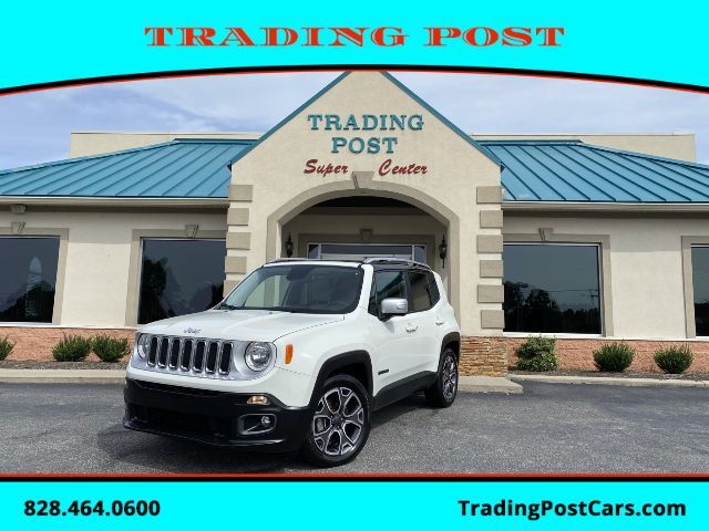 2016 Jeep Renegade Limited Conover NC