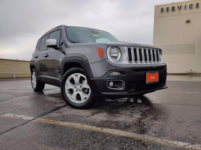 2016 Jeep Renegade Limited El Paso TX