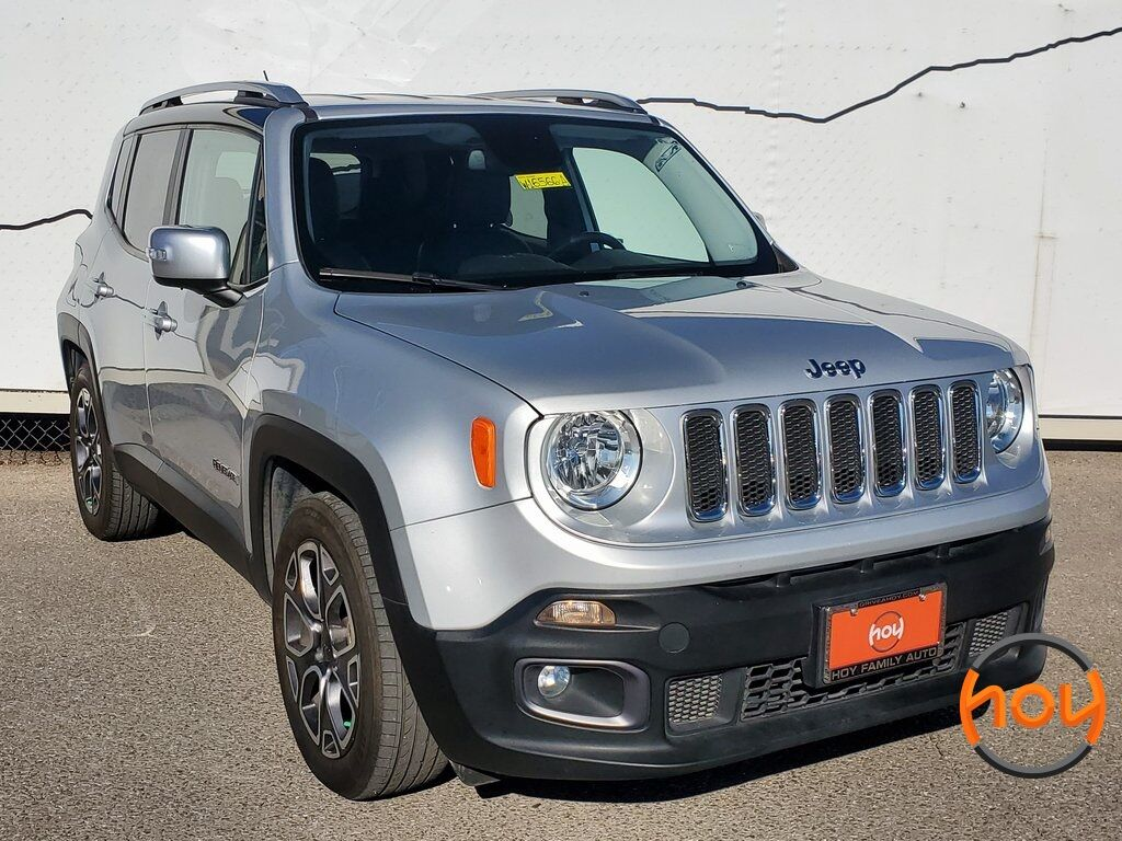 2016 Jeep Renegade Limited El Paso TX