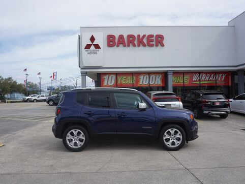 2016_Jeep_Renegade_Limited FWD_ Houma LA
