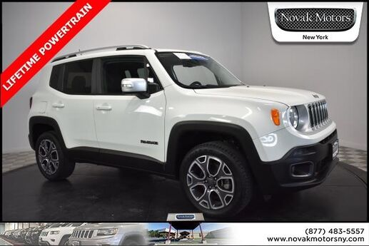 2016 Jeep Renegade Limited Farmingdale NY