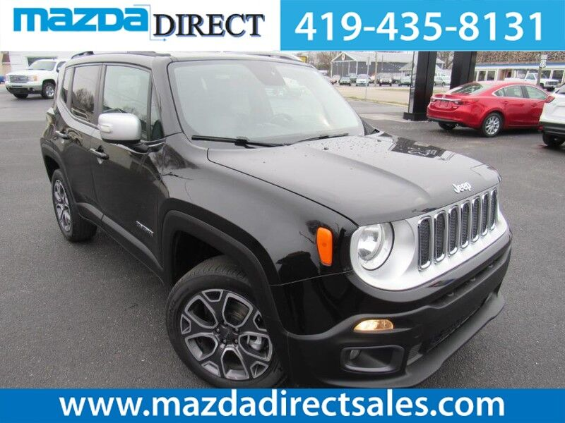 2016 Jeep Renegade Limited Fostoria OH