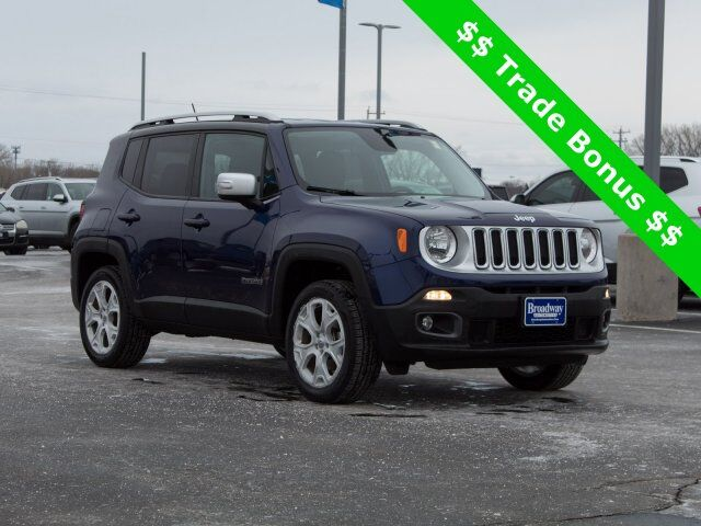 2016 Jeep Renegade Limited Green Bay WI
