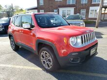 2016_Jeep_Renegade_Limited_ Hamburg PA