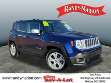 2016_Jeep_Renegade_Limited_ Hickory NC