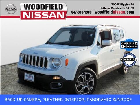 2016_Jeep_Renegade_Limited_ Hoffman Estates IL