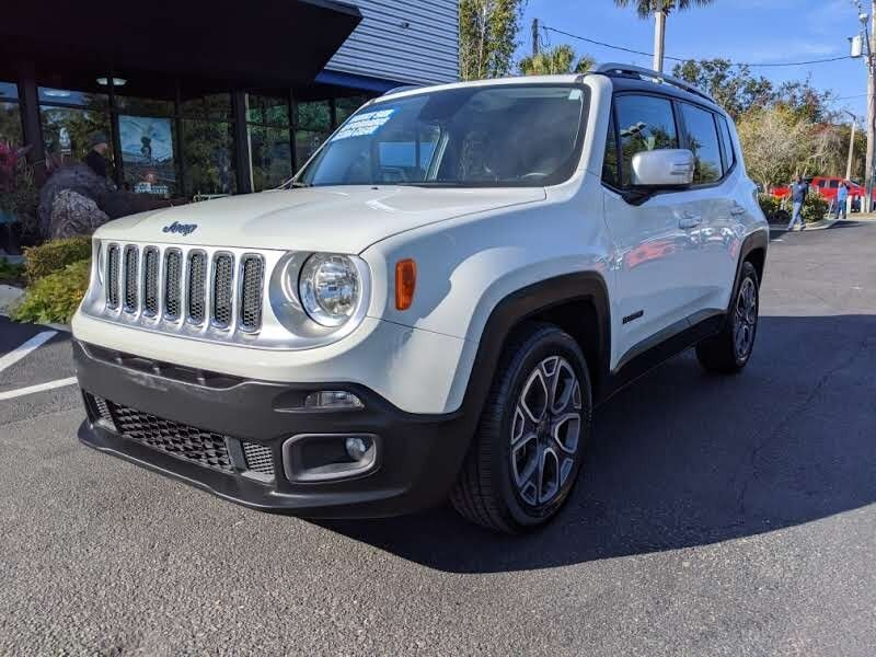 2016 Jeep Renegade Limited Jacksonville FL