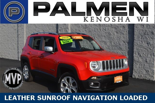 2016 Jeep Renegade Limited Kenosha WI