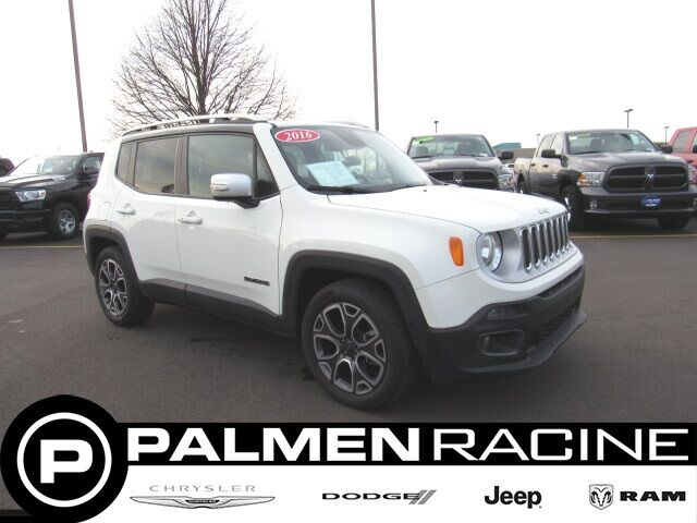 2016 Jeep Renegade Limited Racine WI