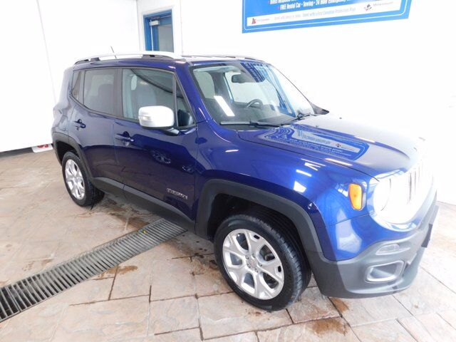 2016 Jeep Renegade Limited LEATHER NAVI Listowel ON