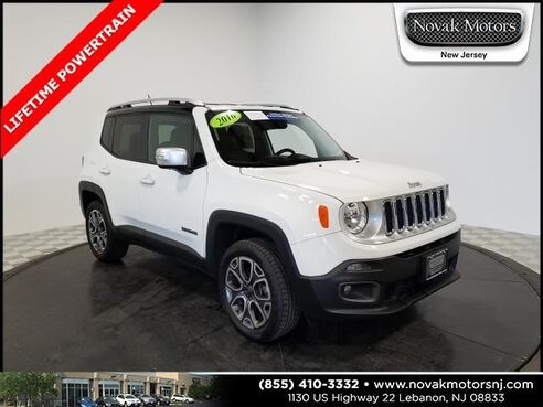 2016_Jeep_Renegade_Limited_ Lebanon NJ