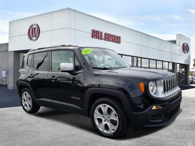 2016 Jeep Renegade Limited Leesburg FL