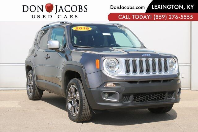 2016 Jeep Renegade Limited Lexington KY