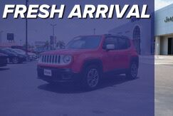 2016_Jeep_Renegade_Limited_ McAllen TX