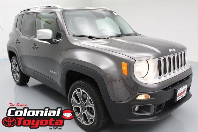 2016 Jeep Renegade Limited Milford CT