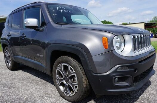 2016 Jeep Renegade Limited Moore SC