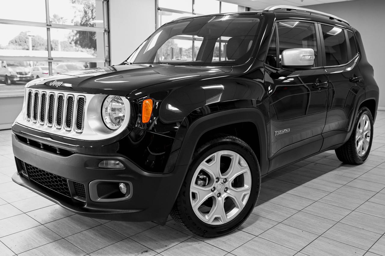 2016 Jeep Renegade Limited Peoria AZ