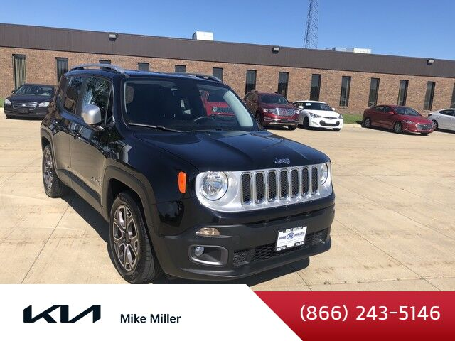 2016 Jeep Renegade Limited Peoria IL
