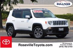 2016_Jeep_Renegade_Limited_ Roseville CA