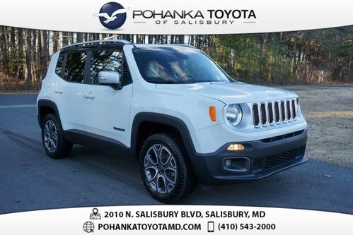 2016_Jeep_Renegade_Limited_ Salisbury MD