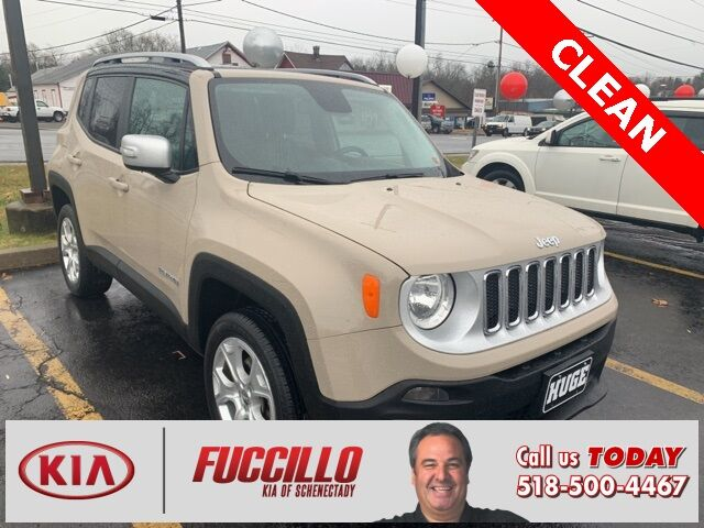2016 Jeep Renegade Limited Schenectady NY