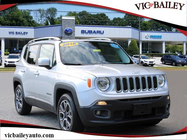 2016 Jeep Renegade Limited Spartanburg SC