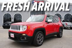 2016_Jeep_Renegade_Limited_ Weslaco TX