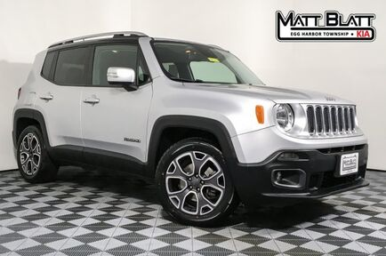 2016_Jeep_Renegade_Limited_ Egg Harbor Township NJ