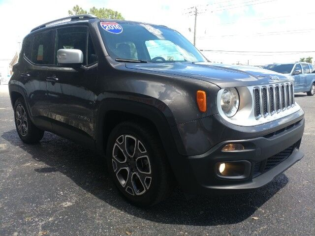 2016_Jeep_Renegade_Limited_ Fort Myers FL