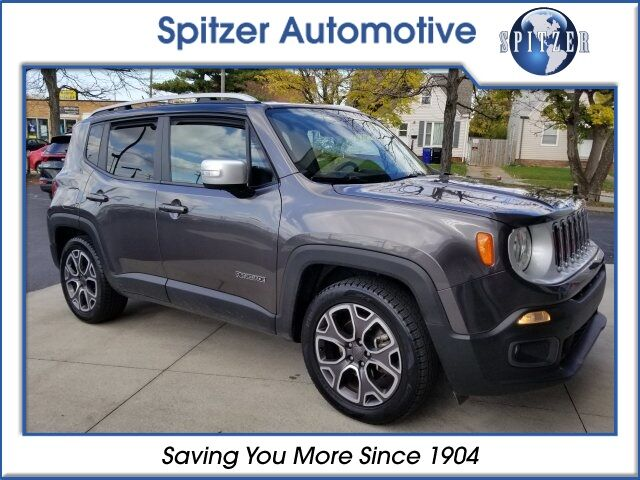 2016 Jeep Renegade Limited Cleveland OH
