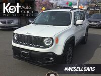 Jeep Renegade North 4X4 No Accidents! One Owner, Great Shape! All-Weather Trunk Cover 2016