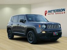 2016_Jeep_Renegade_Sport_ Wichita Falls TX
