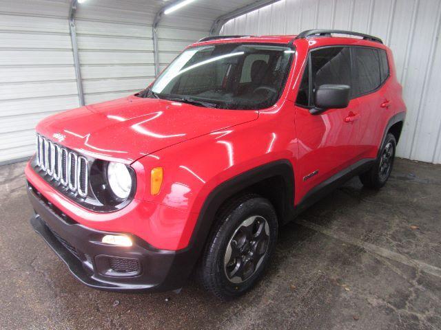 2016 Jeep Renegade Sport 4WD Dallas TX
