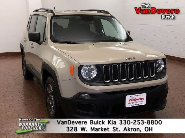 2016 Jeep Renegade Sport Akron OH